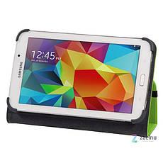 Чехол-книжка Hama для Samsung Galaxy Tab 4 7.0 Weave ser. Светло-зеленый (00126755), фото 2
