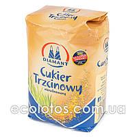 Тростниковый сахар коричневый Diamant, 1 кг