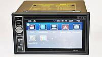 6140 DVD Android 2DIN + GPS Автомагнитола + Рамка