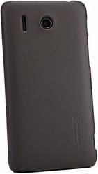 Чехол для Huawei Ascend G510 (U8951) - Nillkin Super Frosted Shield (пленка в комплекте)