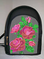 Сумка рюкзак для вышивки бисером.
