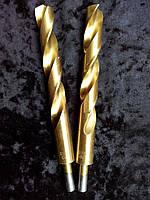 Сверло по металлу с титановым напылением диаметр 20,0