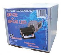 Вентилятор и блок автоматики для твердотопливных котлов KG Electronik  SP-05LED, фото 2