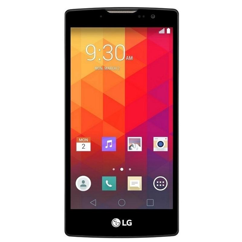 Смартфон LG Spirit H422 (чорно-золотистий)