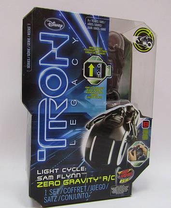 Мотоцикл на д/у, Light Сycle : Sam Flynn Zero Gravity (Tron), 44397-6014093-Tron-002, фото 2