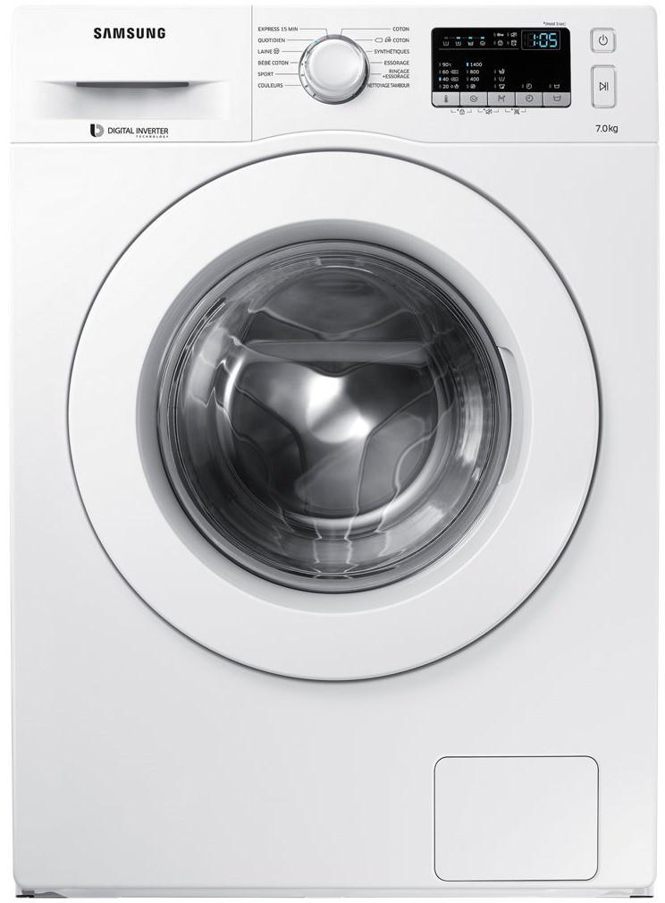 Стиральная машина Samsung WW70J4263MW [7кг]