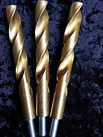 Сверло по металлу с титановым напылением диаметр 24,0