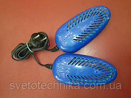 Электросушилка бактерицидная для обуви ЕСВ-12-220 Вольт