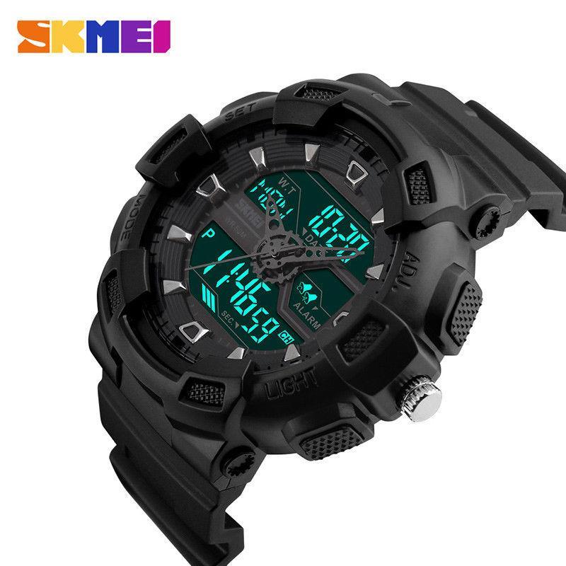 Часы Skmei 1189 с двумя и более функциями