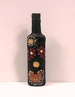 Бутылка-графин в коре