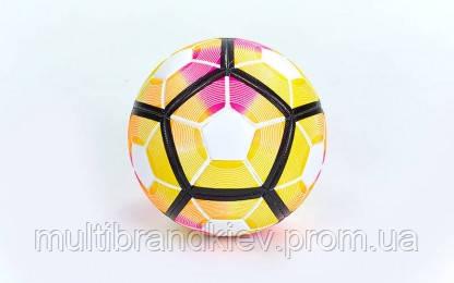 Мяч футбольный №5 PVC Клееный PREMIER LEAGUE 2017 FB-5355-2