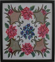 Орнамент из цветов