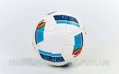 Мяч футбольный №5 PVC Клееный EURO 2016 FB-5354 (№5, 5 сл., клееный)