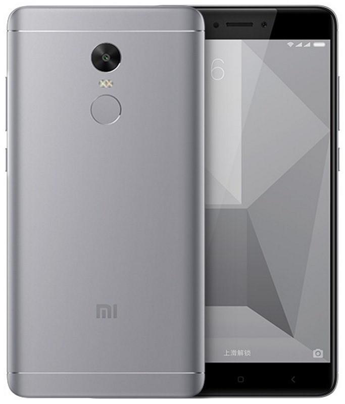 Смартфон Xiaomi-Redmi Note 4 4/64GB Gray
