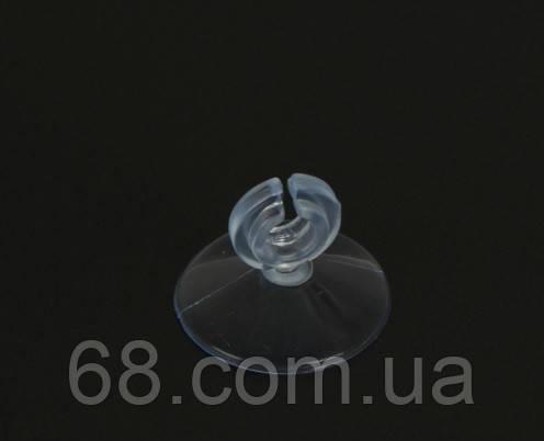 Присоска для аквариумного счетчика пузырьков