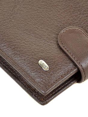 Натуральная кожаное мужское портмоне Dr.BOND m13-1/2, фото 2