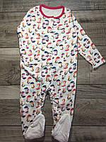 Человечек слип пижама 18/24 месяцев TU Англия, фото 1