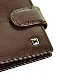 Чоловічий гаманець Bretton м'яка шкіра Ms-28/2, фото 3