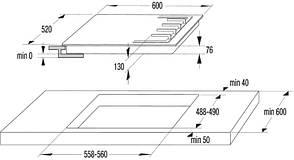 Варильна поверхня Gorenje G 641 MB, фото 2