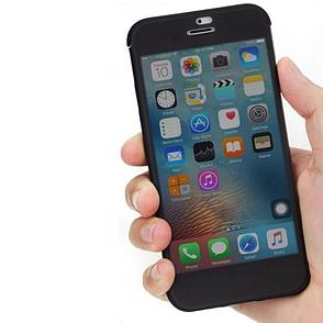 """Чохол-книжка Rock для iPhone 7 (4.7"""") Dr.V ser. Чорний, фото 2"""