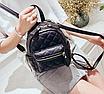 Рюкзак женский трансформер стеганый ELIM PAUL Черный, фото 2