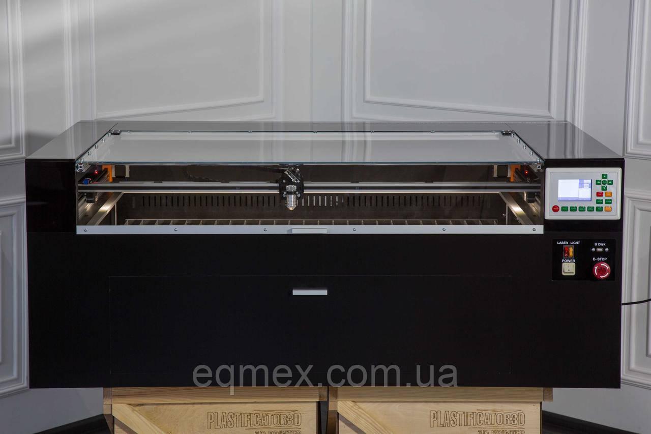 (5299$)Лазерный станок. Лазерный гравер. Лазерный порезчик EQMEX ESG-600 CO2