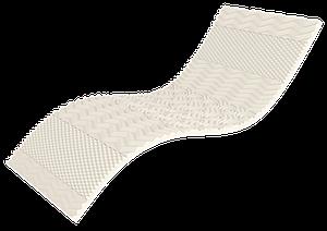 ✅ Ортопедический матрас  Top White 70x190 см. Take&Go Bamboo