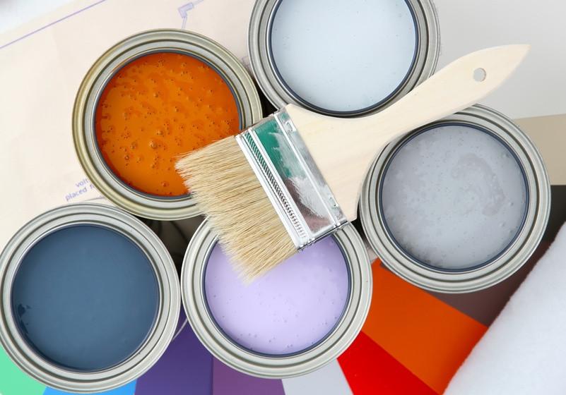 Испытания (исследование) водно-дисперсных лакокрасочных материалов (грунтовок, красок, штукатурок, шпаклевок)