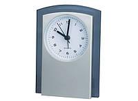 Часы с будильником под логотип 4123107-CRA