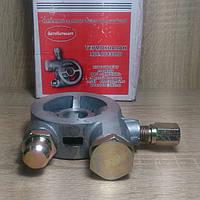 Термоклапан 406, 405 (устанавл между блоком и масляным фильтром) (пр-во АвтоСателит)
