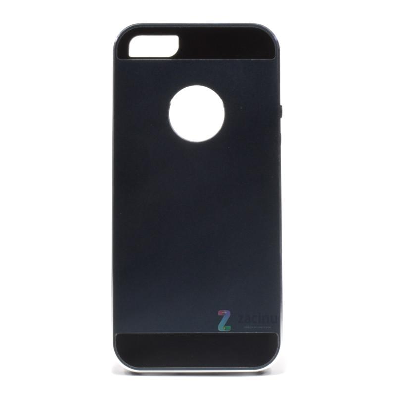 Чехол накладка для iPhone 5 / 5S / SE YED TPU Синий