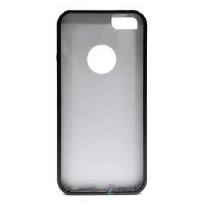 Чехол накладка для iPhone 5 / 5S / SE YED TPU Синий, фото 2