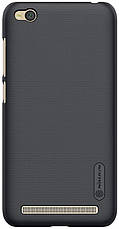 Чохол-накладка Nillkin для Xiaomi Redmi 5A Matte ser. +плівка Чорний, фото 3