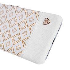 """Чохол-накладка Nillkin  для iPhone 7 (4.7"""") Oger ser. Білий, фото 2"""