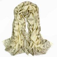 Молодежный шерстяной шарф
