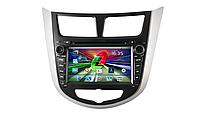 Мультимедийная система Gazer CM272-RB (Hyundai  Accent)