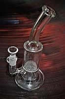 Бонг распылитель  24 см !!!Скидка 20 % так как чаша колота, бонг полностью рабочий.