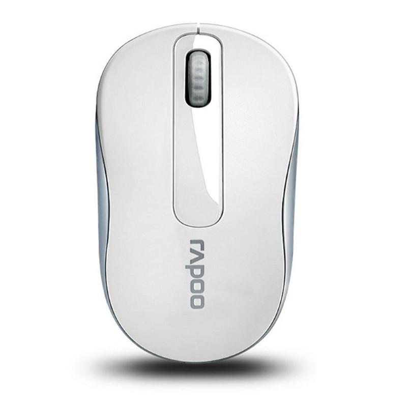 Мышка RAPOO M10 Wireless Optical White