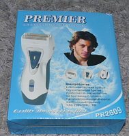 Электробритва Premier аккумуляторная + триммер