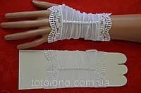 Свадебные перчатки sf-114