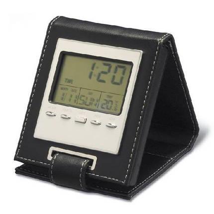 Годинники настільні компактні V3609-03-AXL, фото 2