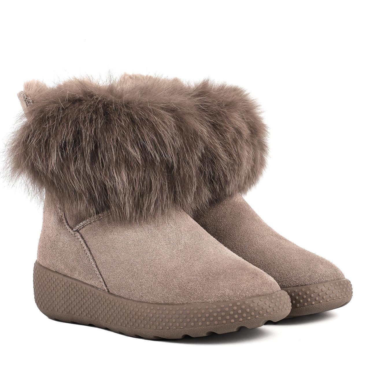 65241cd3d Угги женские Lifexpert (стильные, с мехом, удобные) - Marigo - обувь женская