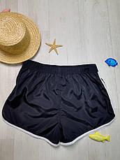 Шорты мужские короткие чёрные - 158-03, фото 3