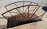 Мостик садовый декоративный МС-5 Солнышко 1,8м