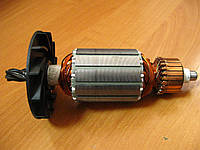 Якорь бочкового перфоратора (150х41 / 5z вправо круто)