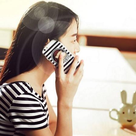 Чохол-накладка Remax для iPhone 6/6S Polar Bear ser. Прозорий/чорний(992230), фото 2