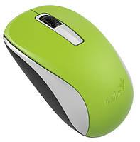 Мышь беспроводная Genius NX-7005 BlueEye Green, фото 1