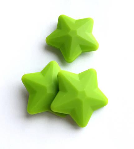 Звезда большая (зеленая) 45мм