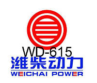 Запчасти для двигателей WD615