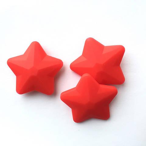 Звезда большая (красная) 45мм